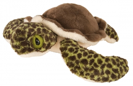 Spotty sea turtle 8""