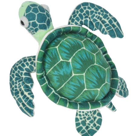 Mini green sea turtle