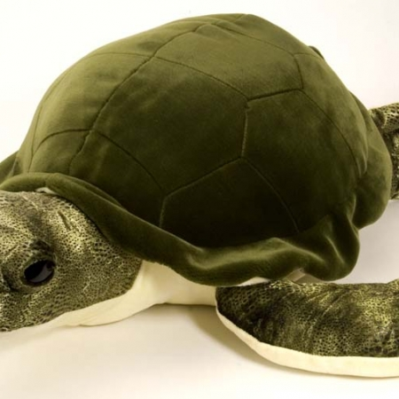 Cuddly sea turtle 20""