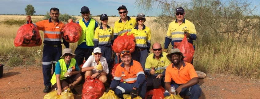 Clean Up Australia Day » Care For Hedland